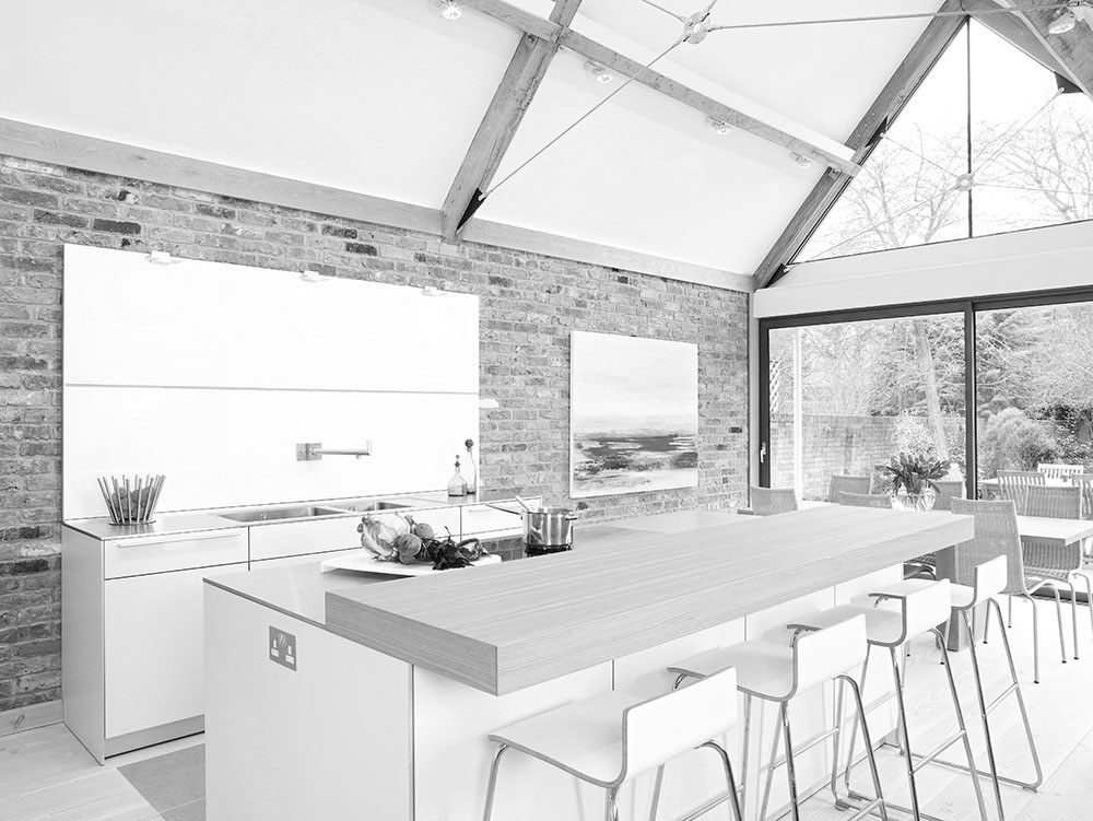 CFW Residential Architect Hampshire