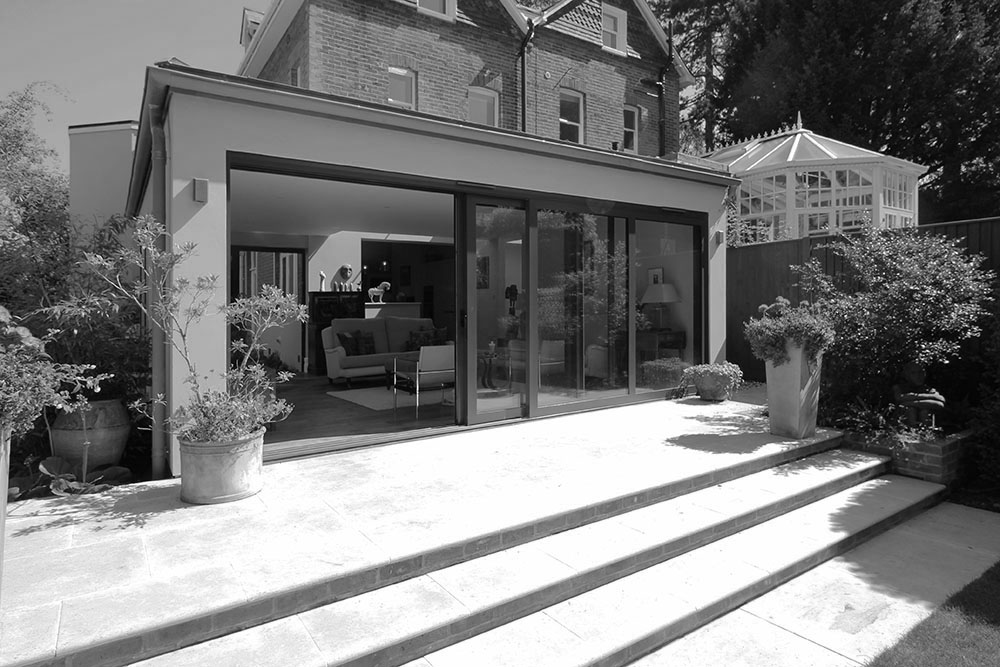 residential architect winchester