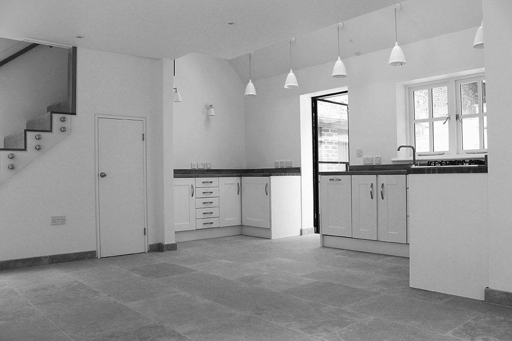 Residential kitchen architecture